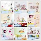 Lover love girl Home room Decor Removable Wall Sticker/Decal/Decoration