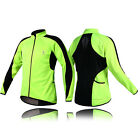 WOLFBIKE Unisex Winter Cycling Warm Fleece Wind Coat Long Sleeve Jacket Jersey
