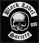 BLACK VEIL BRIDES black label society CHILDREN OF BODOM - official SEW-ON PATCH