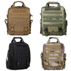 Military Combat Computer Laptops Backpack Tactical Mobile Messenger Shoulder Bag