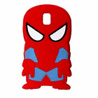 3D Cute Cartoon Super Hero Silicone Soft Case Cover For Samsung Galaxy Phone S6