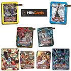 Yu-Gi-Oh Lot: 150 Card Mega Mix Tin - 130 Commons 10 Rares 10 Foils + Play-Mat