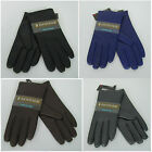 Isotoner Gloves Leather Thinsulate Lined Women's Gloves Size 8 NEW