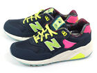 New Balance MRT580GN D Navy & Lime & Pink Lifestyle Retro Casual Shoes 2015 NB