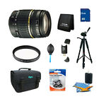 Tamron 18-200mm F/3.5-6.3 AF DI-II LD IF Lens Pro Kit For SONY ALPHA