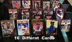 KIRBY PUCKETT _16 Different 1990's Cards _ Choose 1 or More _ BUY 10, Mail FREE