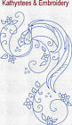 Delicate Birds - Machine Embroidery Designs Set of 10 On CD - 5x7 Hoop