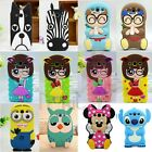 Samsung Galaxy S3 I9300 Cellphone silicone case cover 3D stitch Minnie dog zebra