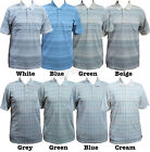 MENS POLO SHIRT SHORT SLEEVE TOP GOLF T SHIRT M TO XXL