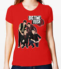 BIG TIME RUSH T-SHIRT GRUPPO MUSICA BOY BAND TANTI COLORI MANICA CORTA E LUNGA