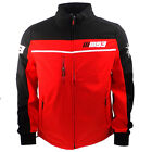 Marc Marquez 93 Moto GP Zip Soft Shell Jacket Red Official 2016