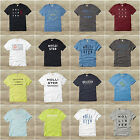 HOLLISTER MEN`S GRAPHIC T- SHIRT NEW by Abercrombie SIZE: S, M, L, XL NEW 2015