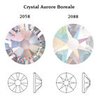 Genuine SWAROVSKI Crystals 2058 & 2088 Foiled Flat Back Rhinestones * All Colors <br/> Buy 4 packs get one FREE! (add 5 in basket to qualify)