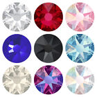 Genuine SWAROVSKI Crystals 2058 & 2088 Foiled Flat Back Rhinestones * All Colors
