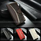 Leather Cover Flip Case Wallet For Samsung Galaxy S6 S5 S4 S3 Note3 Note4