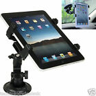 Adjustable Universal In Car Suction Mount Holder For iPad Galaxy Tablet 7 To 11""