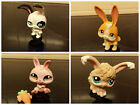 littlest pet shop bunny rabbits 4 to choose from