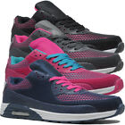 Womens Ladies Comfort Running Training Gym Lace Up Trainers Sneakers Size UK