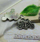 10/30pcs Violence motorcycle of fashion and personality charm pendant