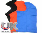 Racing Balaclava Arai Bell Sparco Helmets All Colours One Size UK KART STORE