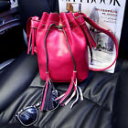 Fashion Womens Handbag Shoulder Bag Tassel Messenger Bag Purse Satchel New