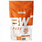 Pure Porridge Oats Whole Scottish Rolled Oat Low GI Breakfast Carbohydrates