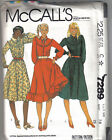 McCall's Sewing Pattern 7289 Young Junior or Teen Dress Size 7-8 1980 Uncut