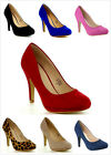 Kyпить Brand New Women's Fashion Almond Toe High Heel Platform Stilettos Pumps Shoes на еВаy.соm