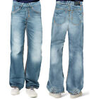 Sonneti Snow SAAO24 Cash Wash Mens New Bootcut Jeans Size 28 RRP £50 NOW 50% OFF