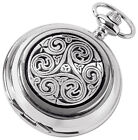 Triskele Swirl Pocket Watch, Woodford, Perfect Men's Gift, Boxed New