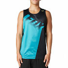 NEW FOX RACING ADULT MENS CORE AQUA TANK TOP SEEVELESS JERSEY SHIRT