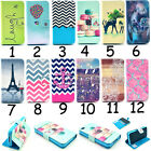 New Flip Wallet Mobile Phone Pouch Case Cover Leather Stand For Samsung Galaxy