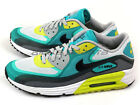 Nike Air Max Lunar90 C3.0 White/Black-Turbo Green-Atomic Teal Running 631744-103