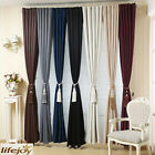 Top Quality Blockout, Blackout, Darkening, Non Chemical Coating Eyelet Curtains