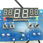 Digital Thermostat Module Model XH-W1401 With Panel Display Start and Stop #F59