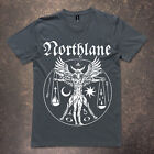 Northlane - Occult Charcoal Shirt (T-SHIRT 100% OFFICIAL MERCH NEW)