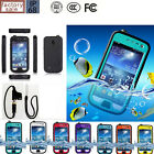 Atomic  Waterproof Shock/Dirt proof Case Cover for Samsung Galaxy S4 Mini Hot