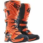 NEW FOX RACING MENS ADULT 2016 ORANGE COMP 5 MOTOCROSS MX ATV BOOTS RIDING