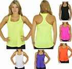 Women's Gym Summer Tank Top Sleeveless Yoga Gym Casual Activewear 6 colors