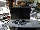 "Dell UltraSharp 2408WFPB 24"" Widescreen LCD Monitor w/ Power Cable & VGA"