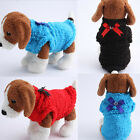 Pet Dogs Hoodie Sweater dog Supplies Coat Puppy Clothes Cat Costume Jacket XS-L