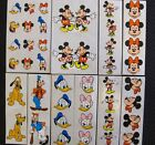 Внешний вид - DISNEY Stickers made exclusively by MRS GROSSMAN'S - RARE - You Choose