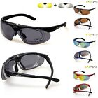 [XLINE] 1682 + Extra 2Lens Sports Sunglasses Polarized Mirrored CYCLING Poor Eye