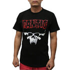 Danzig Heavy Metal Band T-Shirt Red Logo image