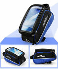 Cool Bicycle Bike Mobile Phone Holder iPhone Frame Pouch Bag Case Carrier Cycle
