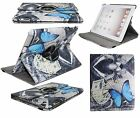 New 360 Degrees Rotating Butterfly Case Cover For I pad Air/Air 2 , 2/3/4, mini