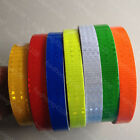 "Safety Caution Reflective Tape Warning Tape Sticker Self Adhesive Tape 1"" Width"