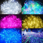 30M/300 50M/500 LED Fairy String Lights Lighting Party Garden Christmas Xmas