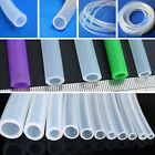 Clear Food Grade Silicone Hose Tube Pipe Brand New High Quality Selectable