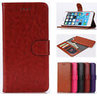 2in1 Detachable Magnetic PU Leather Case Card Cover For Apple iPhone 6 6S Plus